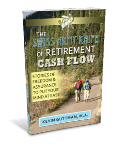 swiss army knife of retirement - cashflow