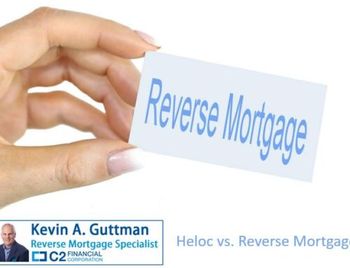 Heloc vs Reverse Mortgage
