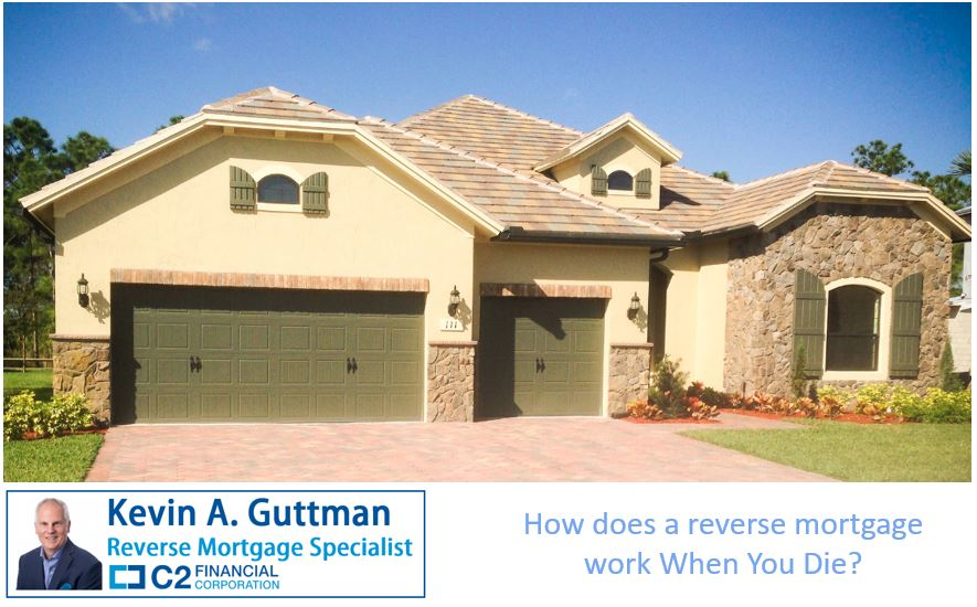 How does a reverse mortgage work When You Die - Kevin A. Guttman