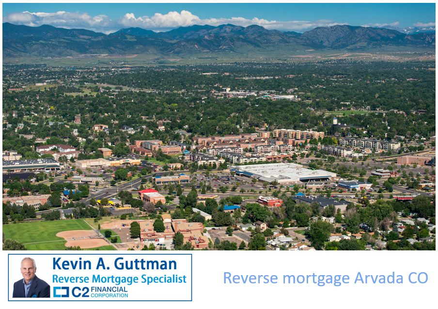 Reverse mortgage Arvada - Kevin A. Guttman