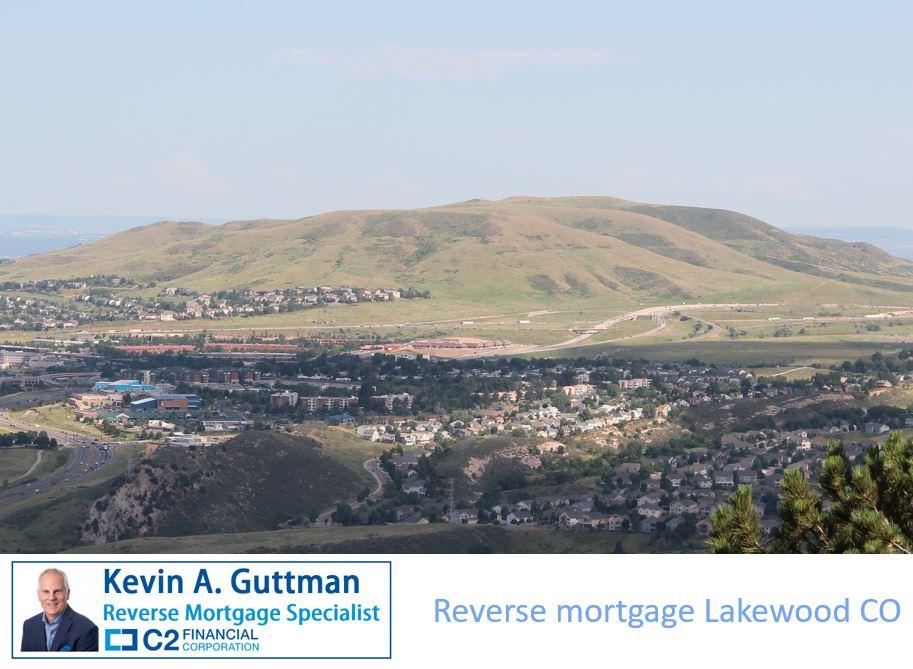 Reverse mortgage Lakewood CO - kevin A. Guttman