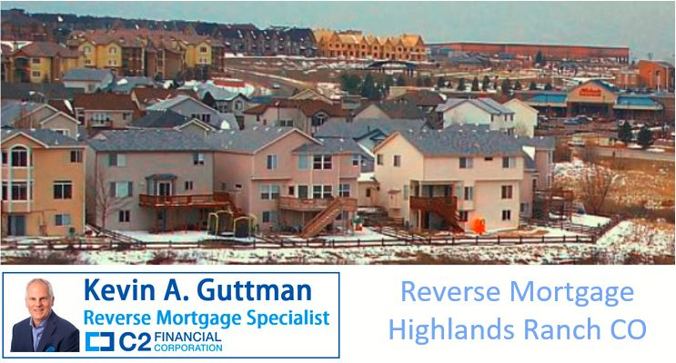 Highlands Ranch reverse mortgage