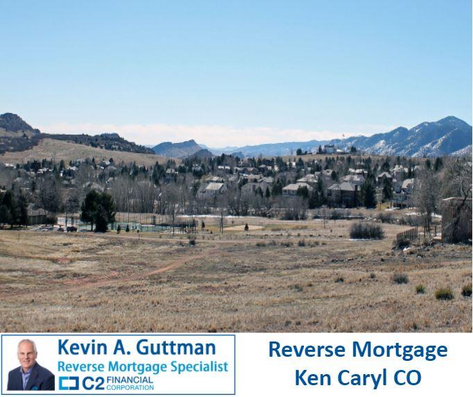 ken caryl Reverse mortgage